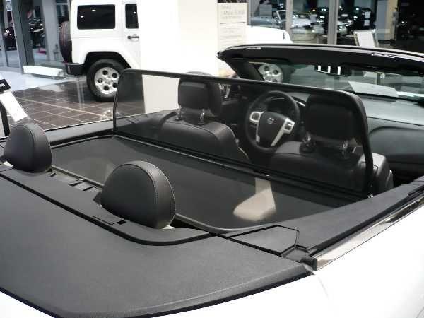 JMS Windschott Lancia Flavia Cabrio