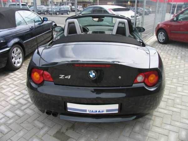 JMS Windschott BMW Z4