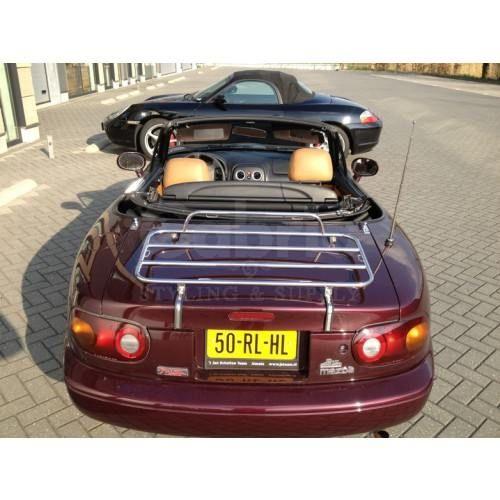Gepäckträger für Roadster MX5 NA
