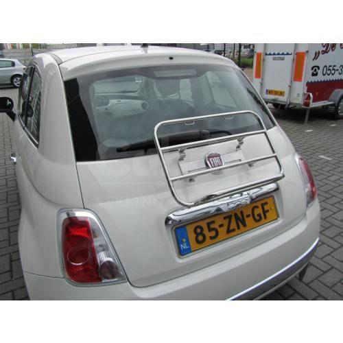 Gepäckträger für 500 Cabrio