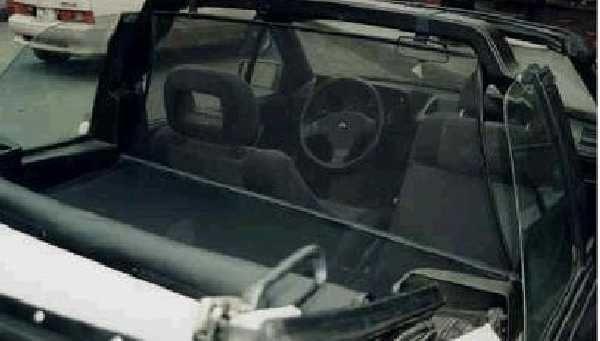 JMS Windschott Opel Kadett