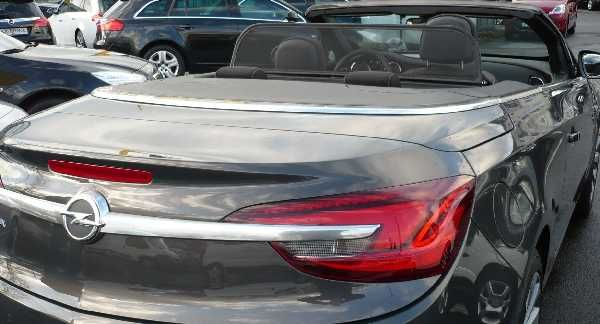 JMS Windschott Opel Cascada