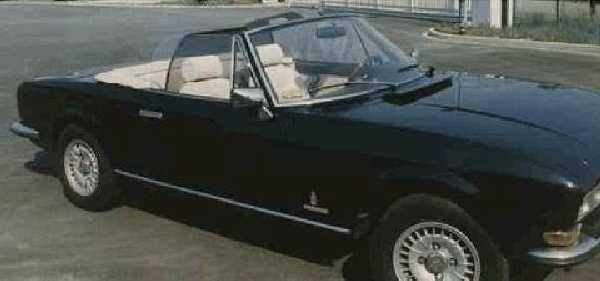 JMS Windschott Peugeot 504