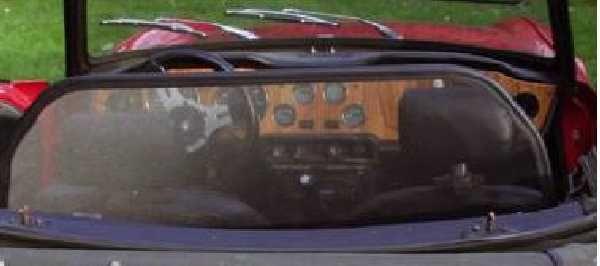 JMS Windschott Triumph TR4- TR6